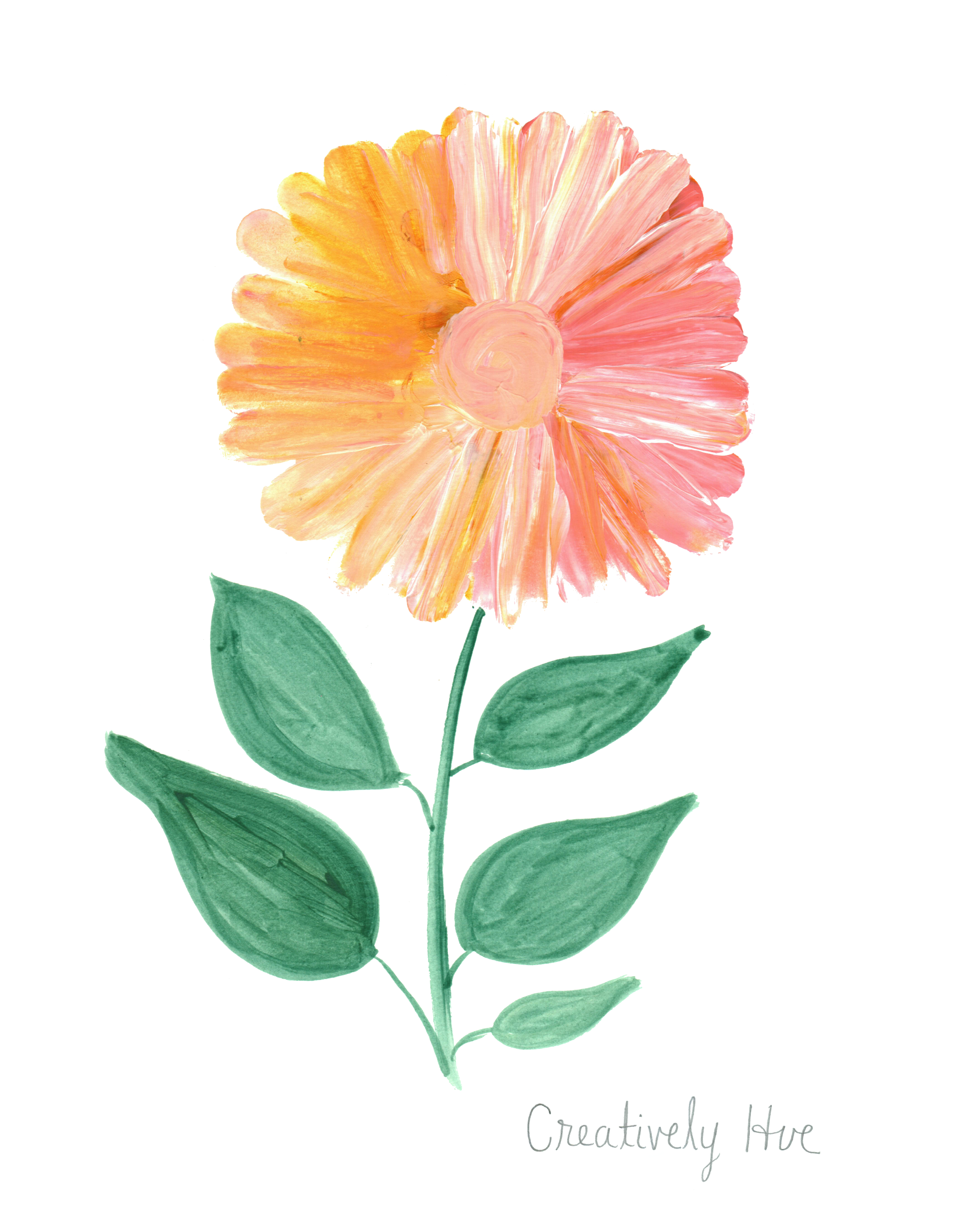 This post contains a list of art resources inculding a sunflower fingerpainting idea